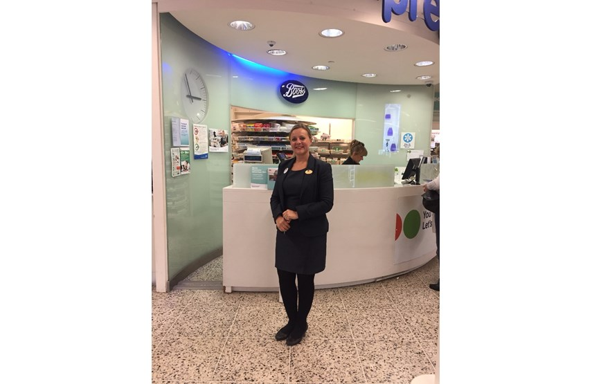 1d12f4ede1d7 Local Boots Store Manager shortlisted for national  High Street Hero  award